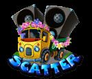scatter