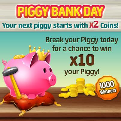 Slotomania Piggy Bank