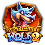Logo of Despicable Wolf 2
